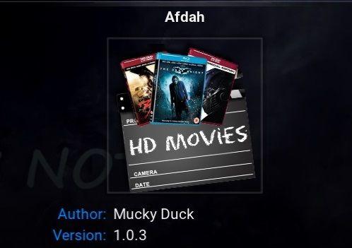 Afdah Kodi Addon