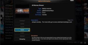 install all movie stream