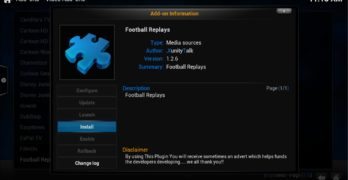 nstall Football Replays Kodi Addon (Complete Tutorial)